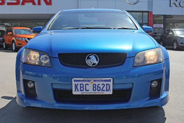 2010 Holden Ute SV6 VE Series II Blue