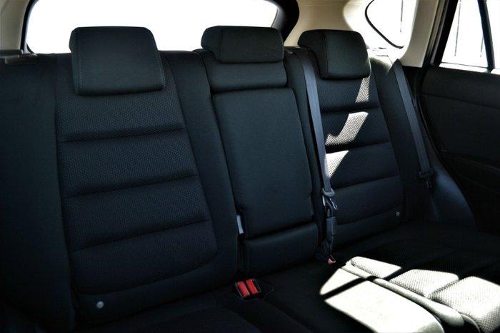 2016 Mazda CX-5 Maxx Sport KE Series 2 4X4 On Demand SILVER