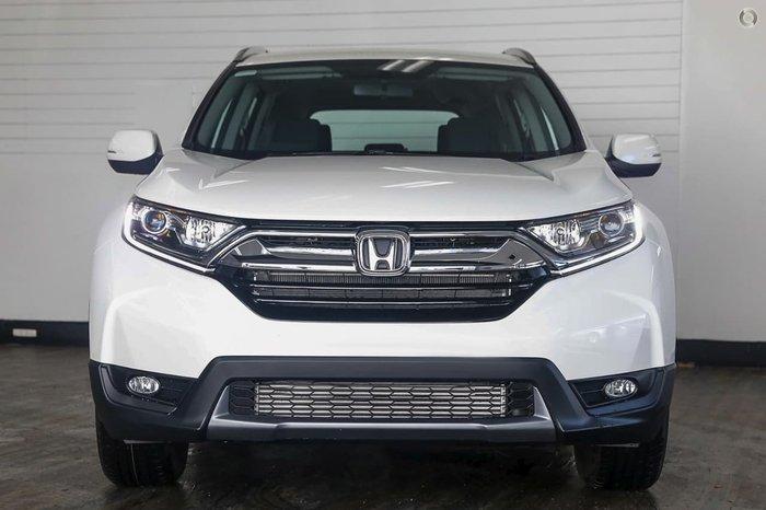 2019 Honda CR-V VTi RW MY19 White