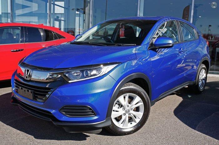 2019 Honda HR-V VTi MY19 Blue