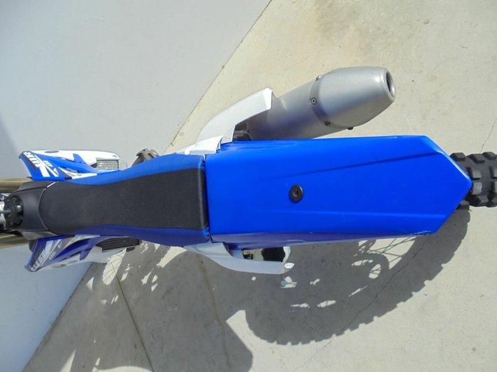 2014 Yamaha WR450F Blue