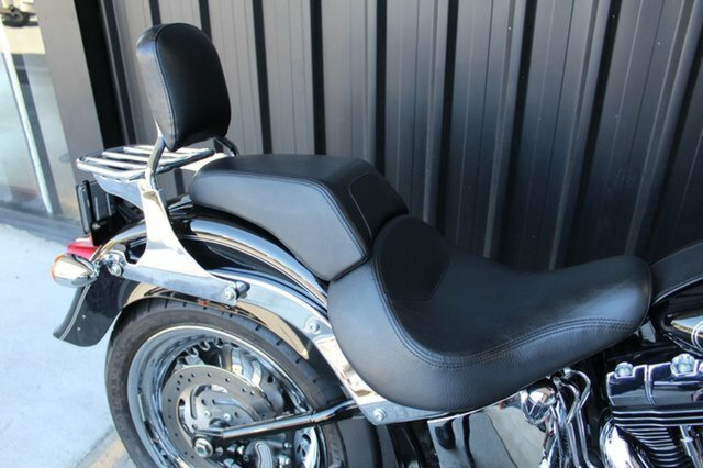 2013 Harley-davidson FLSTF FAT BOY Black