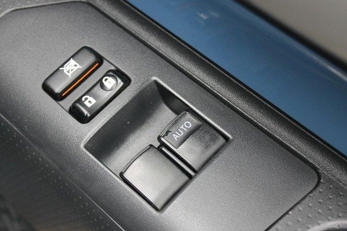 2013 Toyota FJ Cruiser GSJ15R MY14 4X4 Dual Range Blue