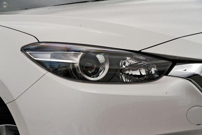 2018 Mazda 3 Maxx Sport BN Series White