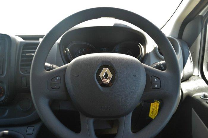2018 Renault Trafic Trader Life X82 GLACIER WHITE