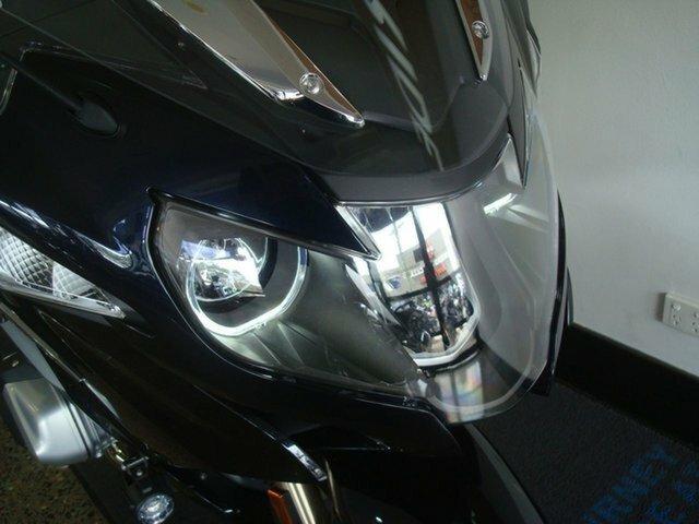 0 Bmw 2018 BMW R 1250 RT BLUE