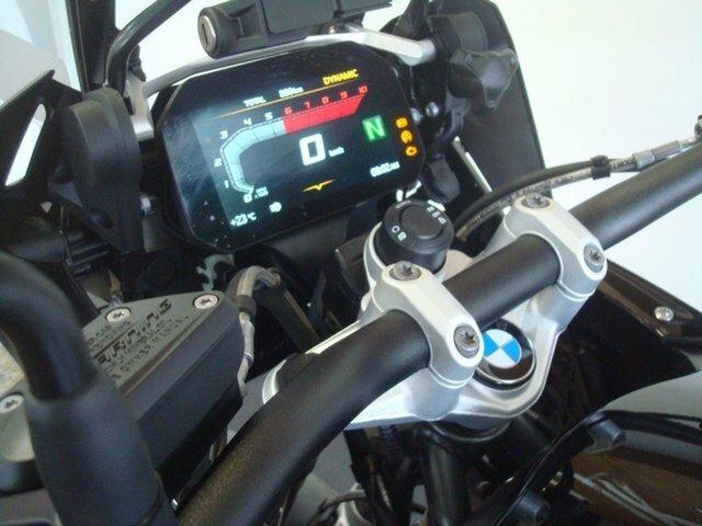 0 Bmw 2018 BMW R 1250 GS BLACK