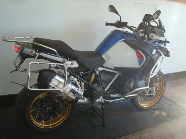 2019 Bmw R1200 GS ADVENTURE RALLYE WHITE
