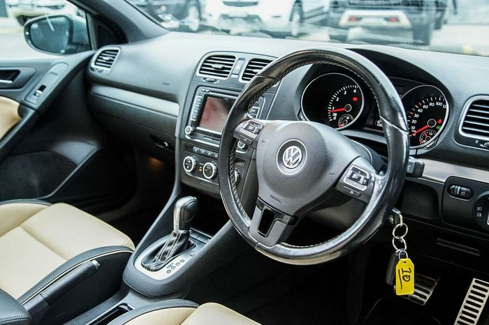2015 Volkswagen Golf 118TSI Exclusive VI MY15 Grey