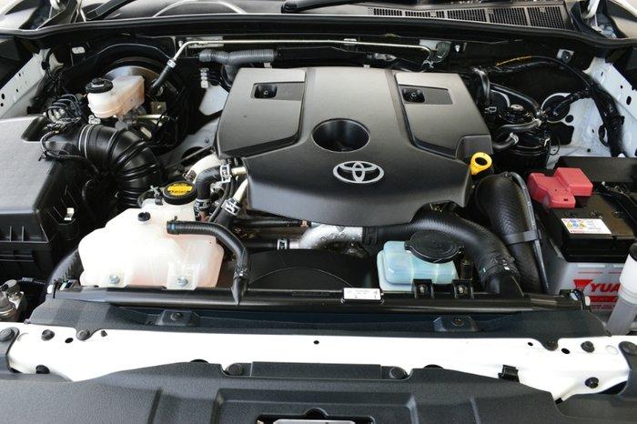 2015 Toyota Hilux Workmate GUN125R 4X4 Dual Range WHITE