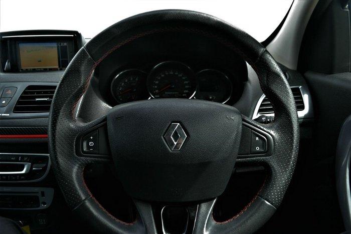 2013 Renault Megane GT-Line III B95 MY13 BLUE