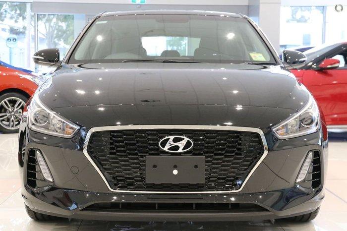 2018 Hyundai i30 Active PD2 MY18 Black