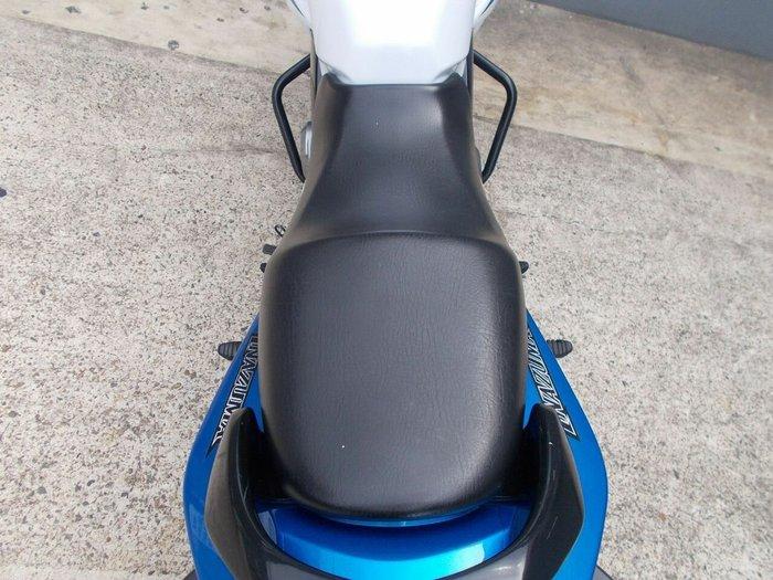 2014 Suzuki INAZUMA 250 (GW250) BLUE