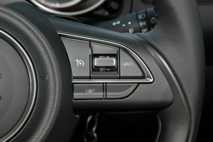 2018 Suzuki Swift GL Navigator Safety Pack AZ PURE WHITE