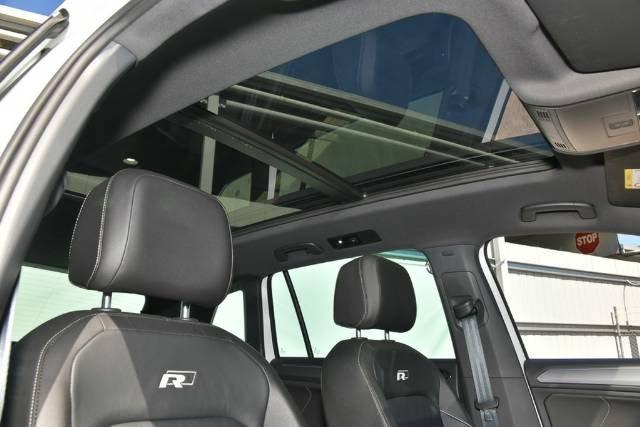 2018 Volkswagen Tiguan 162TSI Highline 5N MY18 Four Wheel Drive PURE WHITE