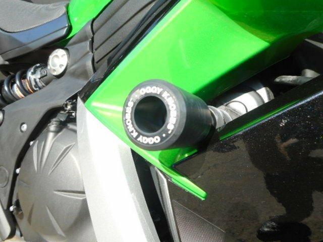 2016 Kawasaki NINJA 650L GREEN