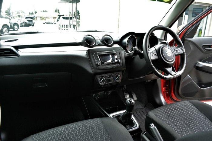 2017 Suzuki Swift GL AZ RED