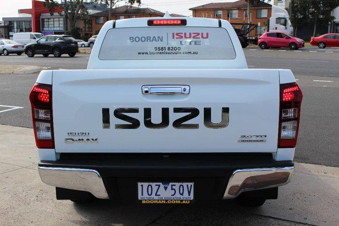 2018 Isuzu D-MAX LS-U High Ride MY18 White