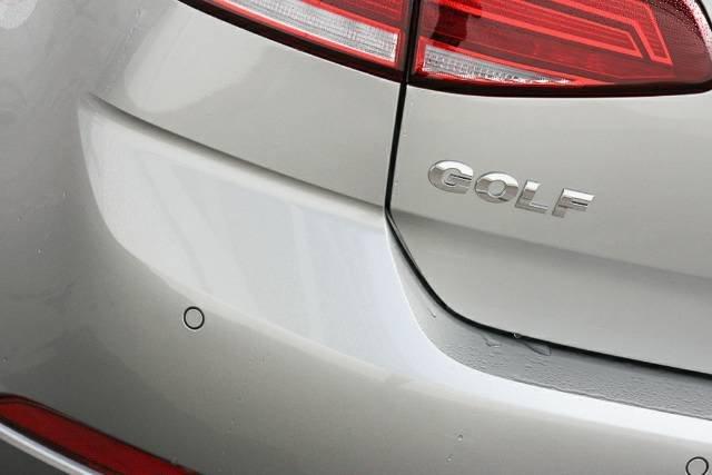 2018 Volkswagen Golf 110TSI Comfortline 7.5 MY19 TUNGSTEN SILVER