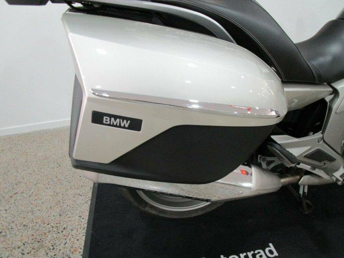 2011 BMW K1600 GTL Silver
