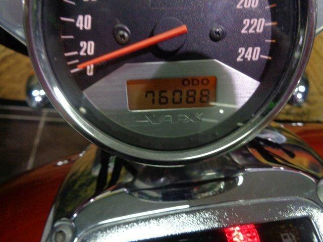 2003 Honda VTX1800C orange