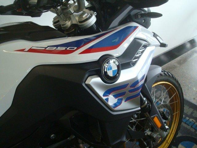 0 Bmw 2018 BMW 850CC F 850 GS RALLYE X WHITE