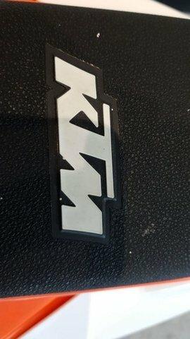 2017 Ktm 450 SX-F ORANGE