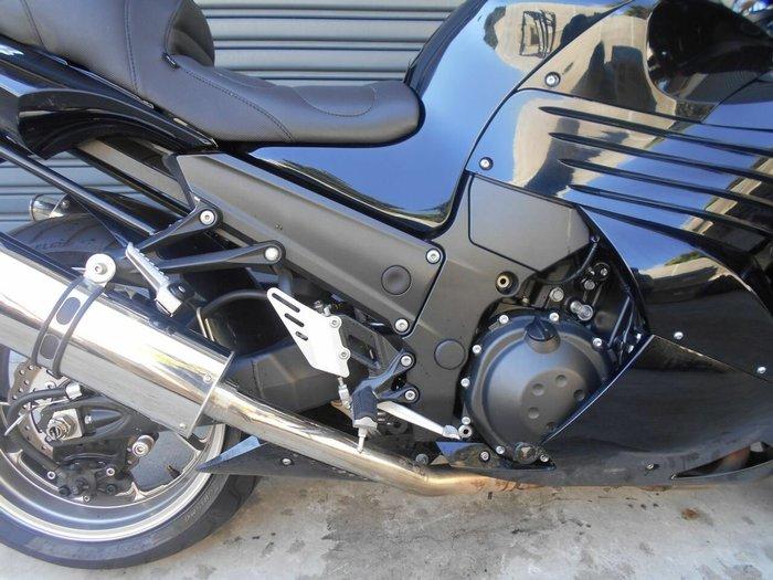 2007 Kawasaki NINJA ZX-14 (ZX14-R) Black
