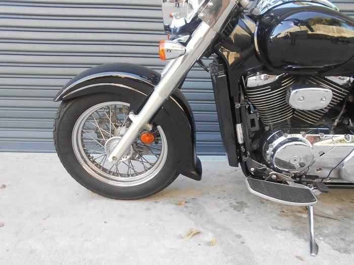 2007 Suzuki VL800 (BOULEVARD C50) Black