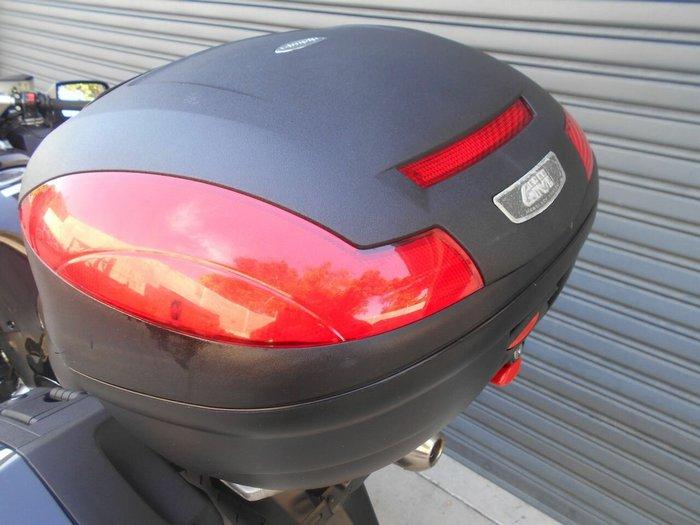 2008 Kawasaki 1400 GTR Black