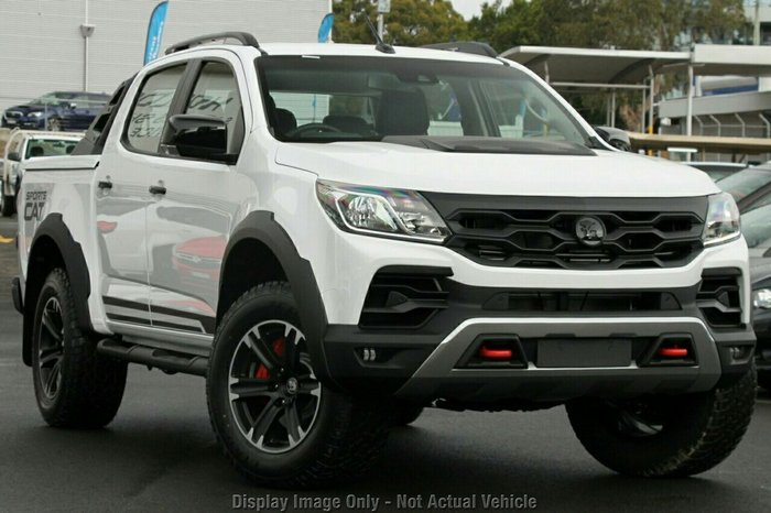 2018 Holden Special Vehicles Colorado