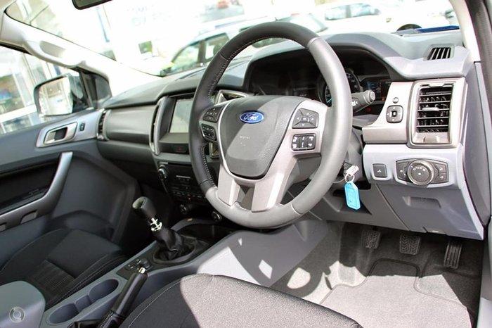 2018 Ford Ranger XLT PX MkII MY18 4X4 Dual Range White