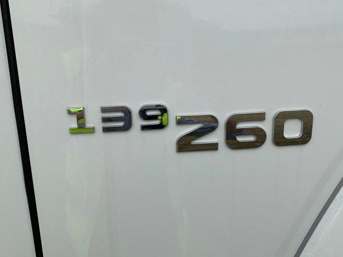 2018 Isuzu FTS 139-260 Cab Chassis