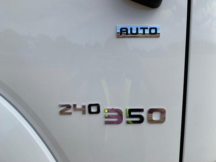 2018 Isuzu FXY 240-350 AUTO LWB
