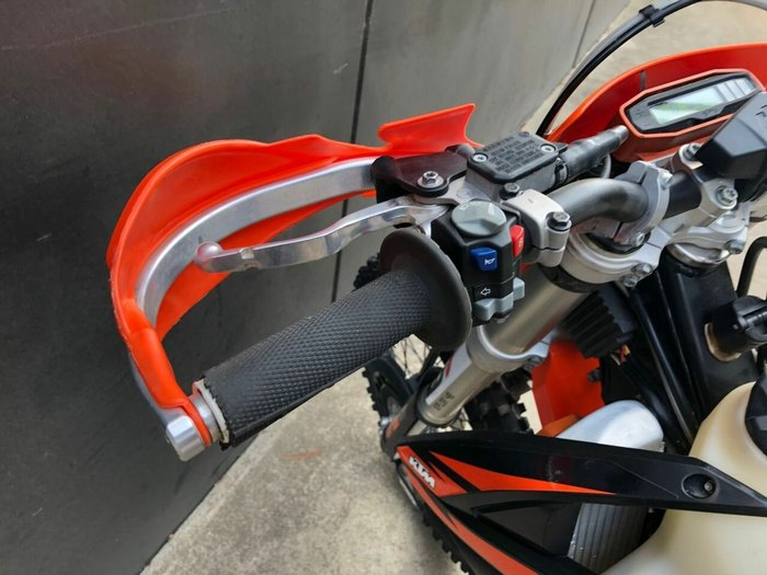 2018 Ktm 250 EXC-TPI Orange