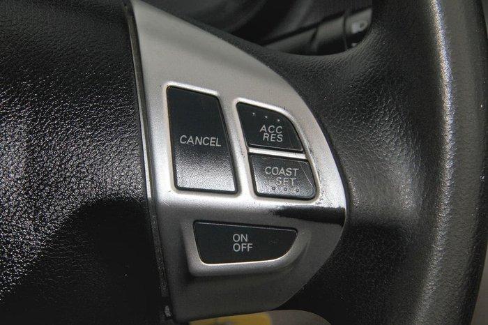 2011 Mitsubishi Triton GLX MN MY11 Black