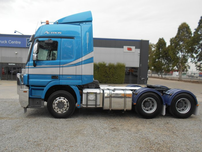 2012 Mercedes Benz 2660 Actros BLUE