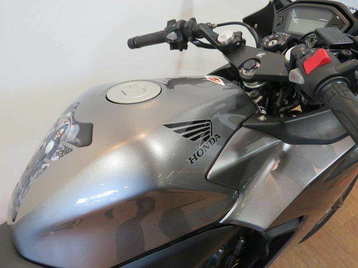 2015 Honda CBR500R Silver