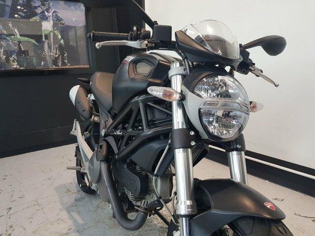 2013 DUCATI MONSTER 659 (ABS) Black