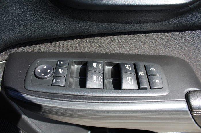 2014 Jeep Cherokee Longitude KL MY15 4X4 On Demand Black
