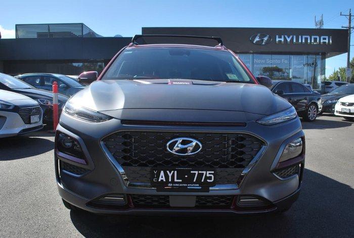2019 Hyundai Kona Iron Man Edition OS.2 MY19 4X4 On Demand