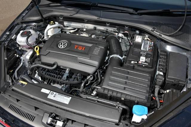 2018 Volkswagen Golf GTI 7.5 MY18 INDIUM GREY METALLICQ