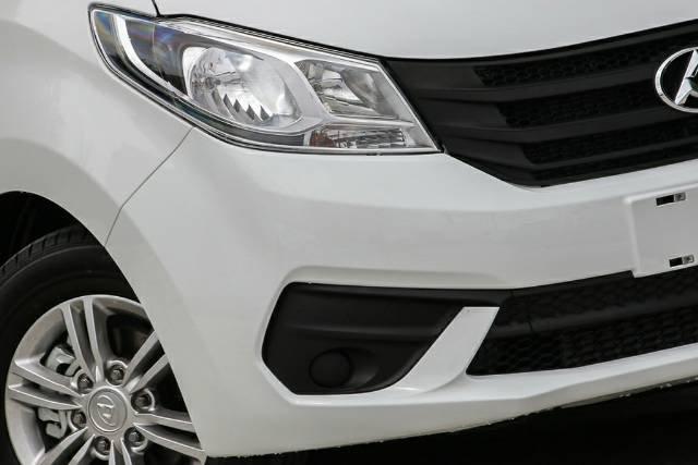 2018 LDV G10 SV7C WHITE BLANC
