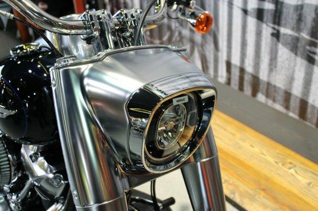 2019 Harley-davidson FLFBS FAT BOY S (114) Blue