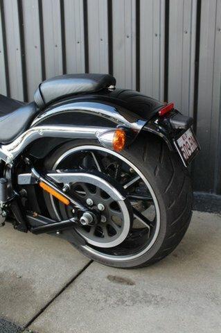 2014 Harley-davidson FXSB SOFTAIL BREAKOUT Black