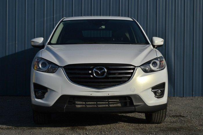 2016 Mazda CX-5 Maxx Sport KE Series 2 4X4 On Demand WHITE