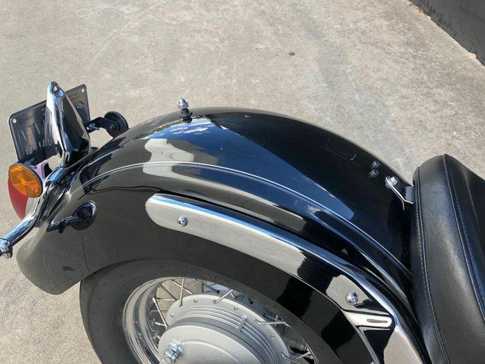 2012 Yamaha XVS650A V-STAR CLASSIC Black