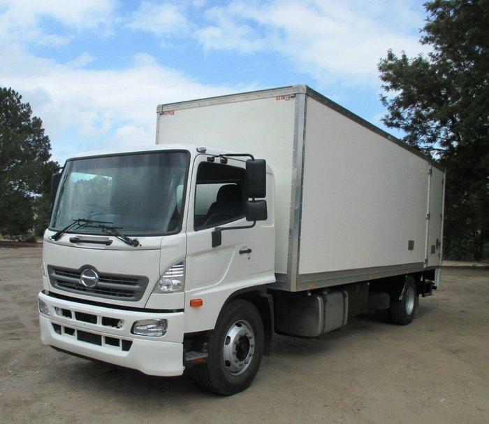2015 Hino 500