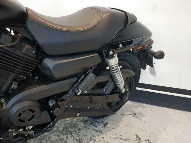 2016 Harley-davidson STREET 500 (LAMS) Black