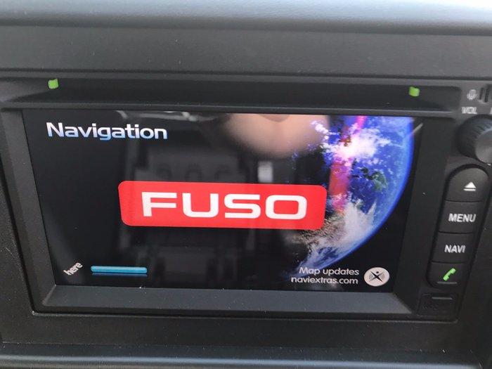 2018 Fuso Canter 515 FEA61BR4SFAC White